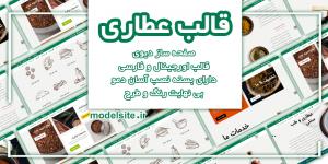 سایت آماده عطاری و طب سنتی